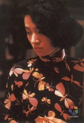旗袍美學--經典梅艷芳