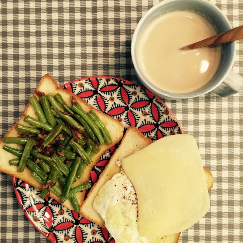 週末的營養早餐