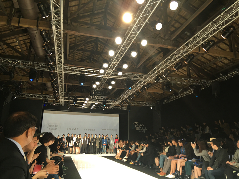 Cephas # runway in Taipei