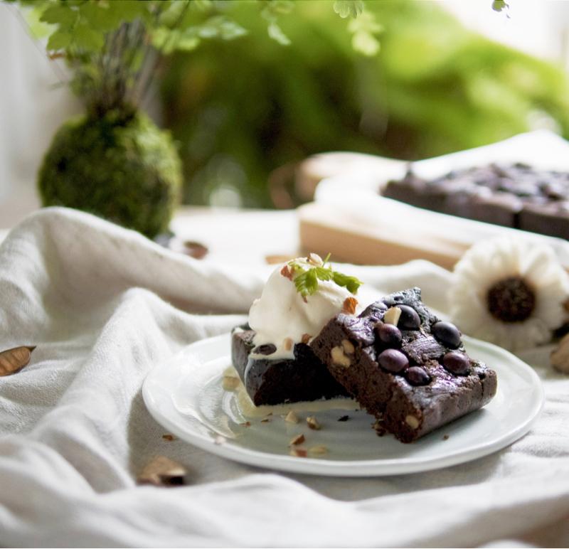 下雨的週末就來做甜點吧!