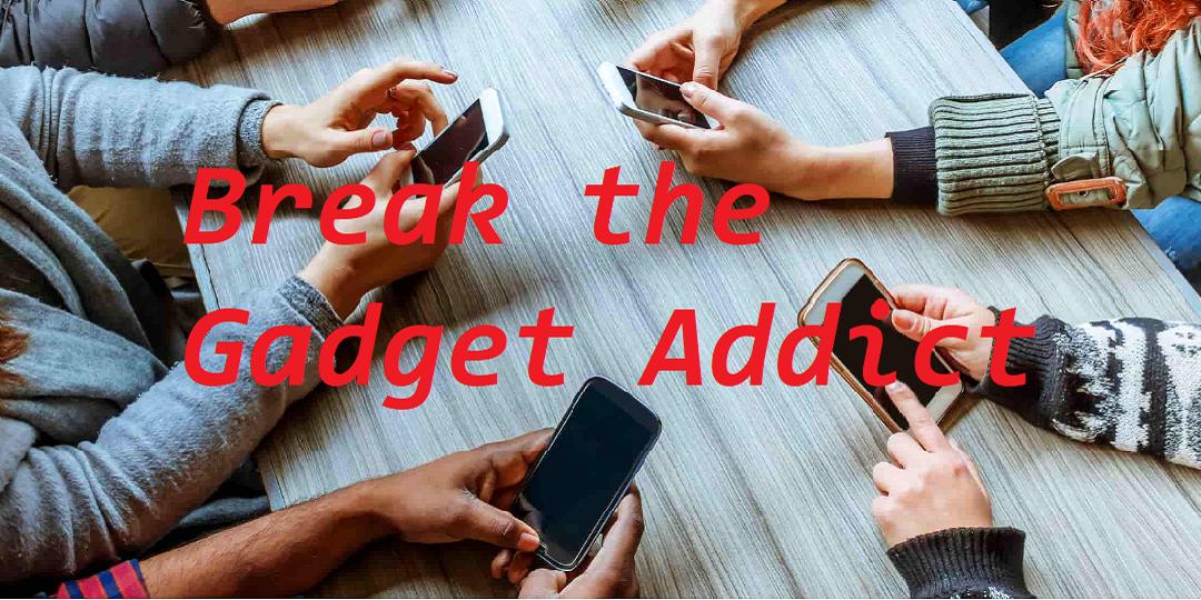 如何克服手機上癮症