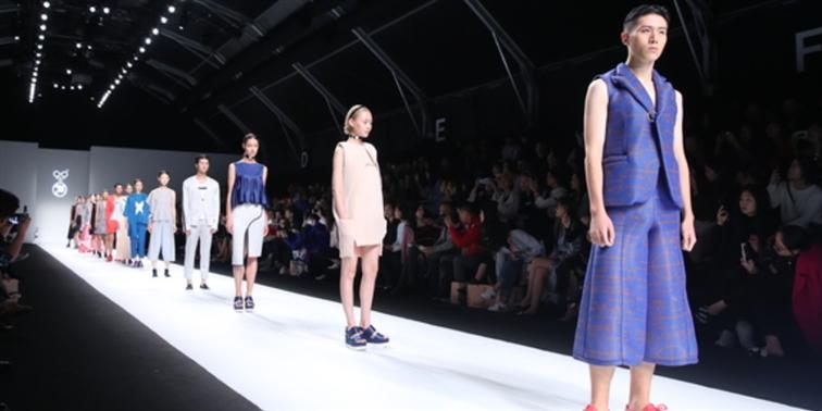 i-ef虛擬試衣APP於上海時裝週露臉嘍!!