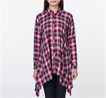 CB Sway Shirt - Red