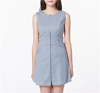 CS Sylvia Dress - Gray