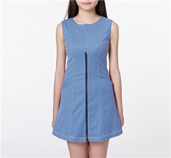 CS Sylvia Dress - Blue