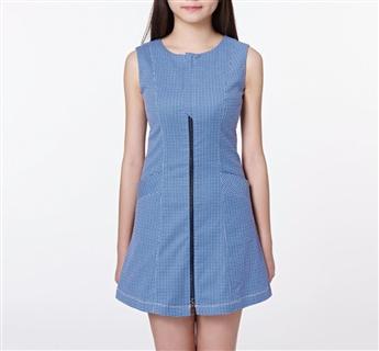 CS Sylvia Dress - Blue