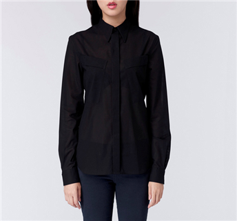 CA Zeta Shirt - Black