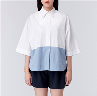 C70 Mute Shirt - White top