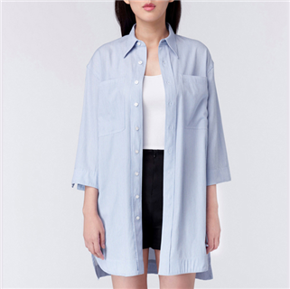 CB Ethereal Shirt - Blue