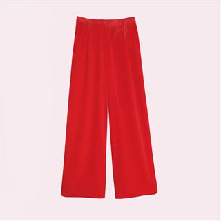 穿上準沒錯紅褲子 YOUR NO PROBLEM RED PANTS