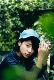 原色高質感丹寧棒球帽-天藍