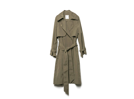 風衣外套(深綠)