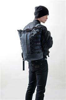 NINJA-手做帆布後揹/肩揹/筆電包