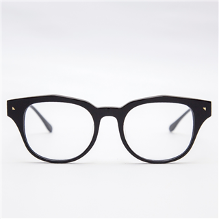 AMERICANO BLACK 義大利板材眼鏡