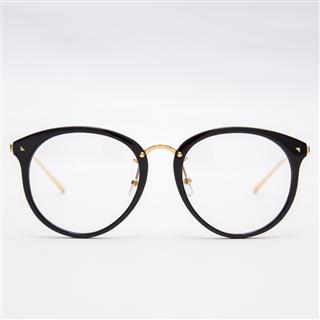 LATTE BLACK 義大利板材眼鏡