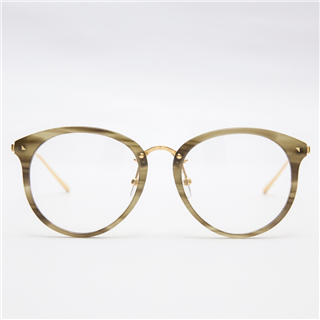 LATTE OLIVE 義大利板材眼鏡